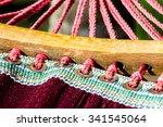 Small photo of hammock lash up on tree