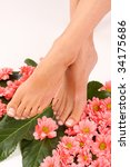 beauty treatment photo of nice...   Shutterstock . vector #34175686