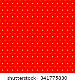 strawberry seamless pattern... | Shutterstock .eps vector #341775830