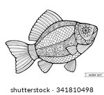 Fish  Ornamental Graphic Fish ...