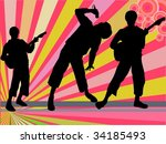 boy group   rock band  ...