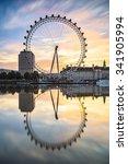 london  england   november 8... | Shutterstock . vector #341905994