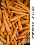 background of carrots | Shutterstock . vector #3419169