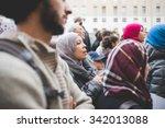 milan  italy   november 21 ... | Shutterstock . vector #342013088