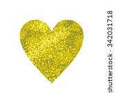 gold shining sparkle glittering ...   Shutterstock .eps vector #342031718