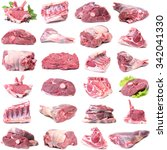 Small photo of Mutton meat collection