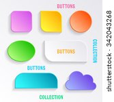 modern vector blank colorful...