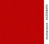 sweater pattern vector | Shutterstock .eps vector #342058493