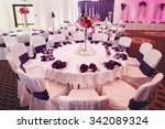 luxury stylish wedding...   Shutterstock . vector #342089324