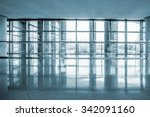 image of windows in morden... | Shutterstock . vector #342091160