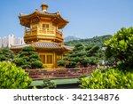 The Golden Pavilion Of...