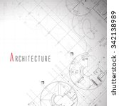 architecture background. | Shutterstock .eps vector #342138989
