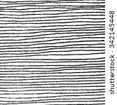 vector hand drawn lines.... | Shutterstock .eps vector #342145448