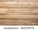 wood plank brown texture... | Shutterstock . vector #342199070