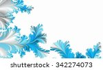 digitally created abstract... | Shutterstock . vector #342274073