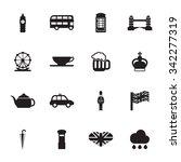 London Icon Set