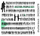 vector business people... | Shutterstock .eps vector #342326378