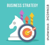 business strategy chess knight