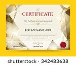 geometry diploma certificate...