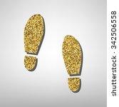 imprint soles shoes...