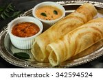 Dosa   South Indian Meal Close...