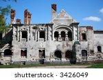 Small photo of Ruins of godforsaken earldom