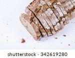 artisan bread  | Shutterstock . vector #342619280