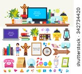 Create Workplace. Items And...