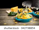 Nachos With Melted Cheese And...