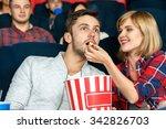 romantic mood. horizontal... | Shutterstock . vector #342826703