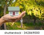 house. | Shutterstock . vector #342869000