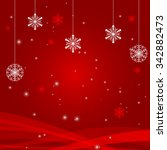 abstract beauty christmas and...   Shutterstock .eps vector #342882473