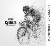 Cyclists  Particle Divergent...