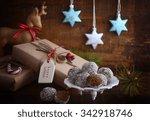 Traditional Christmas Rum Ball...