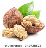 Walnut And Walnut Kernel...