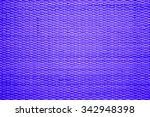 Purple Woven Rattan  Background