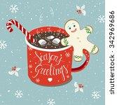 Christmas Hot Chocolate  Candy...