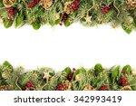 christmas. | Shutterstock . vector #342993419