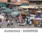 marrakesh  morocco   october 8  ...