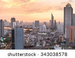 bangkok  thailand   november 21 ... | Shutterstock . vector #343038578