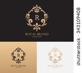 vector template of logo of