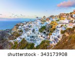 Charming Oia Village In Last...