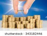 loan. | Shutterstock . vector #343182446