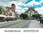 kosice  slovakia   july 10   ...   Shutterstock . vector #343255214