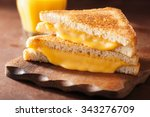 Grilled Cheese Sandwich For...