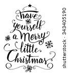 Have Yourself A Merry Little...