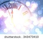 2016 new year shining...
