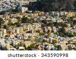 san francisco  usa   oct 5 ... | Shutterstock . vector #343590998