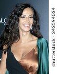 los angeles   nov 17   madalina ...   Shutterstock . vector #343594034