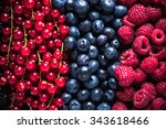 Farm Fresh Summer Berry Fruits...